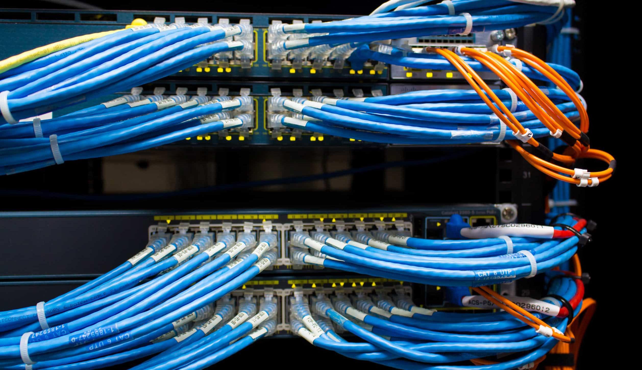 Cdt Data Structured Wiring Panel
